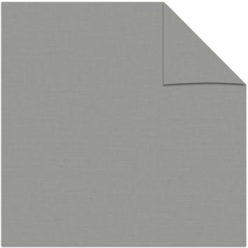 KARWEI kleurstaal verduisterend rolgordijn grijs (14232)