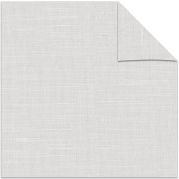 KARWEI kleurstaal lichtdoorlatend rolgordijn wit (14234)