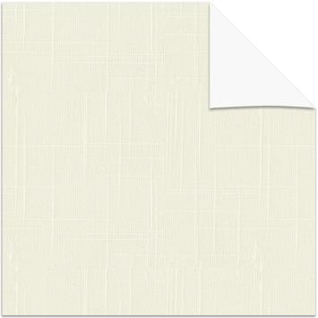 KARWEI kleurstaal verduisterend rolgordijn offwhite (14290)