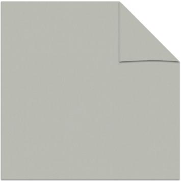 vtwonen kleurstaal lichtdoorlatend rolgordijn zilvergrijs (33118)