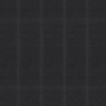 KARWEI kleurstaal stoffen verticale lamellen zwart (9480)