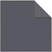 KARWEI kleurstaal verduisterend rolgordijn antraciet (5756)
