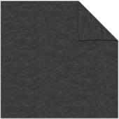 KARWEI kleurstaal verduisterend plisségordijn antraciet (6013)