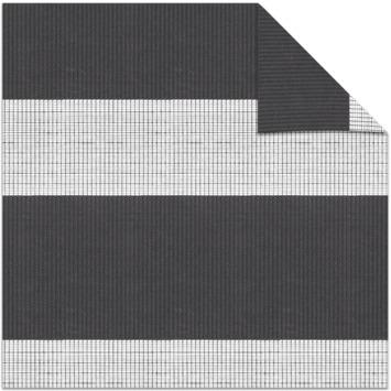 KARWEI kleurstaal lichtdoorlatend roljaloezie antraciet (4309)