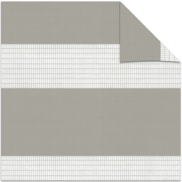 KARWEI kleurstaal lichtdoorlatend roljaloezie grijs (4313)