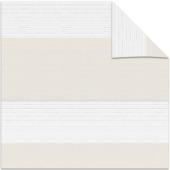KARWEI kleurstaal lichtdoorlatend roljaloezie gebroken wit (7086)