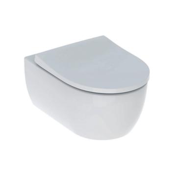 Geberit Wandcloset 345 Zonder Spoelrand met Softclose WC bril
