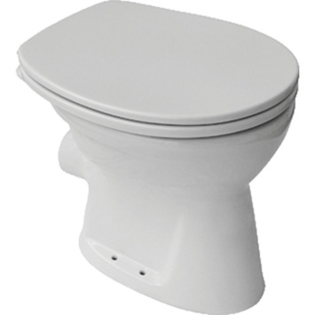 Villeroy & Boch Omnia Pro toiletpot met wandafvoer (PK) wit