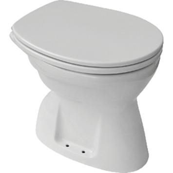 Villeroy & Boch Omnia Pro toiletpot met vloerafvoer (AO) wit