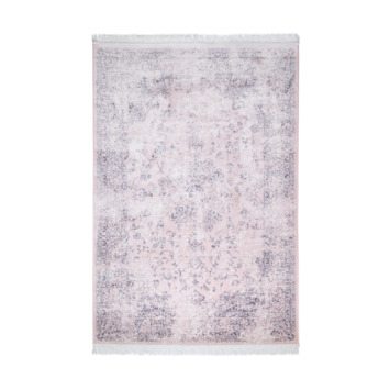 Menisa Vloerkleed Roze 3 mm 160x230 cm