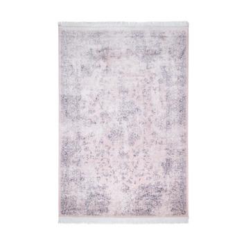 Menisa Vloerkleed Roze 3 mm 195x300 cm