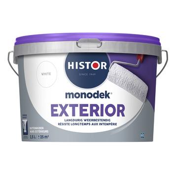 Histor Monodek Exterior wit 2,5 liter