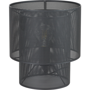 KARWEI tafellamp Elles antiek zwart