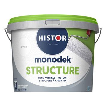 Histor Monodek Structure wit 5 liter