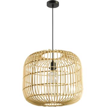 KARWEI hanglamp Wever rotan naturel