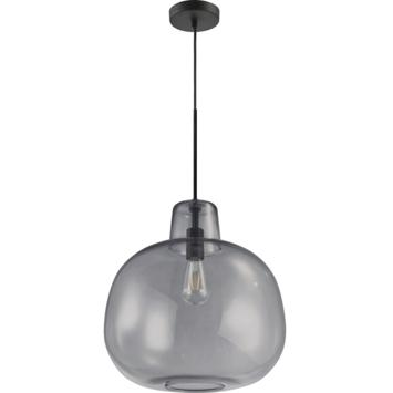 KARWEI hanglamp Sjors rookglas