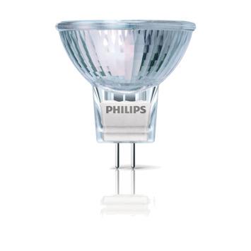 Philips halogeenspots reflector GU4 20W 2 stuks