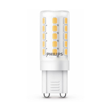 Philips LED capsule G9 40W 2 stuks niet dimbaar