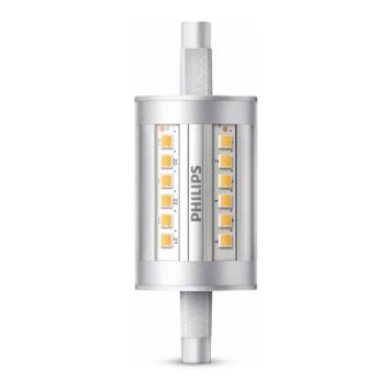 Philips LED staaflamp R7S 60W 78mm niet dimbaar