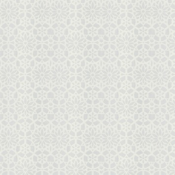 vtwonen vliesbehang bloem wit (dessin 02-028)