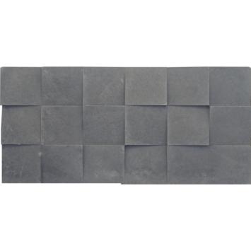 Stone Design Cubic antraciet 0,48 m2