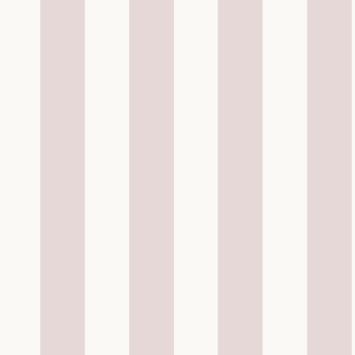 Vliesbehang streep pastel roze (dessin 108558)