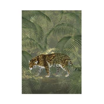 Fotobehang tijger (dessin 112115)