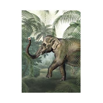 Fotobehang olifant (dessin 112116)