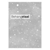 Behangstaal vliesbehang Glow in the Dark - sterrenbeeld grijs (dessin 108014)