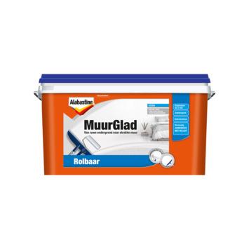 Alabastine MuurGlad rolbaar 2,5 liter