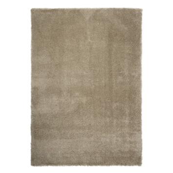 Kayra Vloerkleed zand 40 mm 200x300 cm