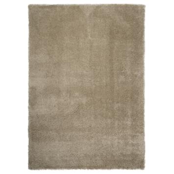 Kayra Vloerkleed zand 40 mm 160x230 cm