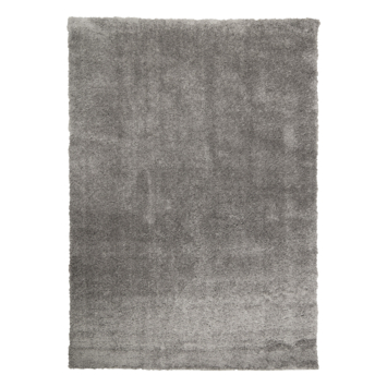 Kayra Vloerkleed grijs 40 mm 160x230 cm