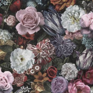 Vliesbehang rijksbloemen multi (dessin 108249)