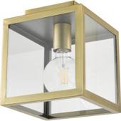 KARWEI plafondlamp Flemming messing