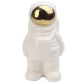 Vaas astronaut wit 12 x 10.7 x 20.4 cm
