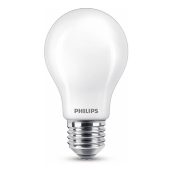 Philips LED peer E27 40W mat niet dimbaar