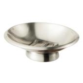 Haceka Vintage zeepschaal zilver