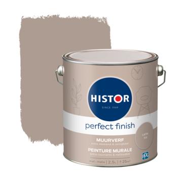 Histor Perfect Finish muurverf mat Latte Ice 2,5 liter