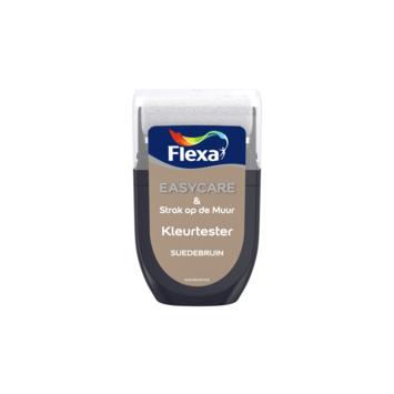 Flexa Strak op de muur Kleurtester Suede mat 30ml