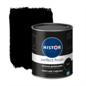 Histor Perfect Finish schoolbordverf Black 1 liter