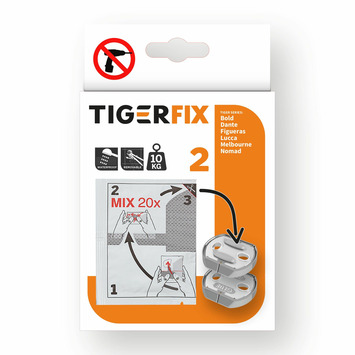 Tiger Tigerfix type 2, 2 stuks