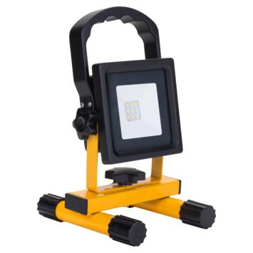 Handson bouwlamp 10W met oplaadbare accu