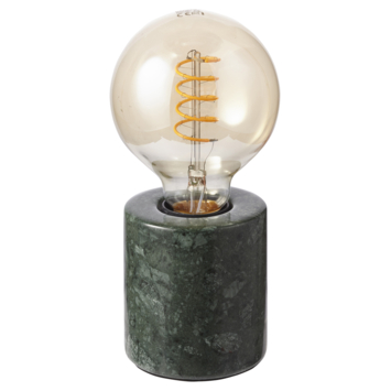 KARWEI tafellamp Sammy marmer groen