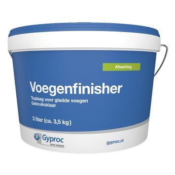 Gyproc voegenfinisher wit 3,5 liter
