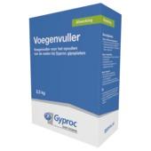 Gyproc voegenvuller wit 2,5 kg