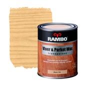 Rambo vloer- en parketwax blank transparant 750 ml