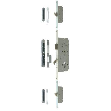 NEMEF veiligheidsmeerpuntssluiting krukbediend SKG 3-sterren PC 72mm