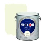 Histor Perfect Finish lak mat katoen 2,5 l