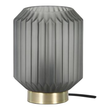 Tafellamp Mendo antraciet